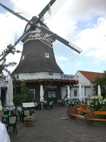 Windmühle Norderney